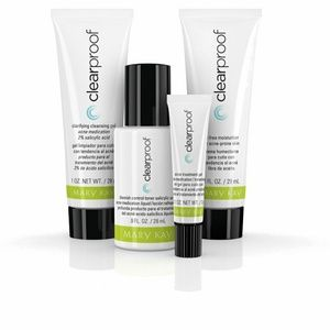 Mary Kay Clearproof Full Size Set Brand New